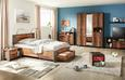 Bettschubkasten in Naturfarben - Naturfarben, MODERN, Holzwerkstoff (84,1/24/67,4cm) - Premium Living