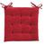 Sitzkissen Lola Rot ca. 40x40x2cm - Rot, Textil (40/40/2cm) - Mömax modern living