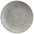 Farfurie Desert Nina - gri, ceramică (20cm) - Modern Living