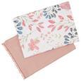 Set Kuhinjskih Krp Josefine - 2-delni Set - roza, tekstil (50/70cm) - Mömax modern living