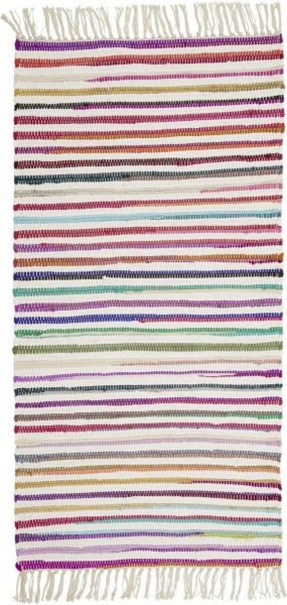 Kézi Szövésű Szőnyeg Lisa - Színes, Lifestyle, Textil (60/120cm) - Mömax modern living