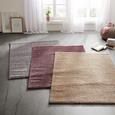 Webteppich Rubin in Beige ca. 80x150cm - Beige, ROMANTIK / LANDHAUS, Kunststoff (80/150cm) - Mömax modern living