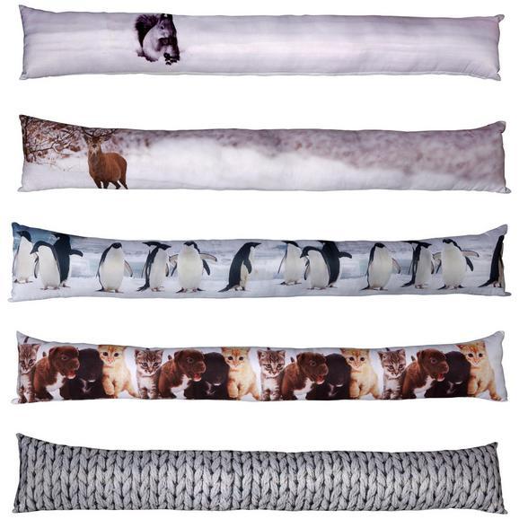 Zaustavljalec Prepiha Animals - večbarvno, tekstil (90/15cm) - Mömax modern living