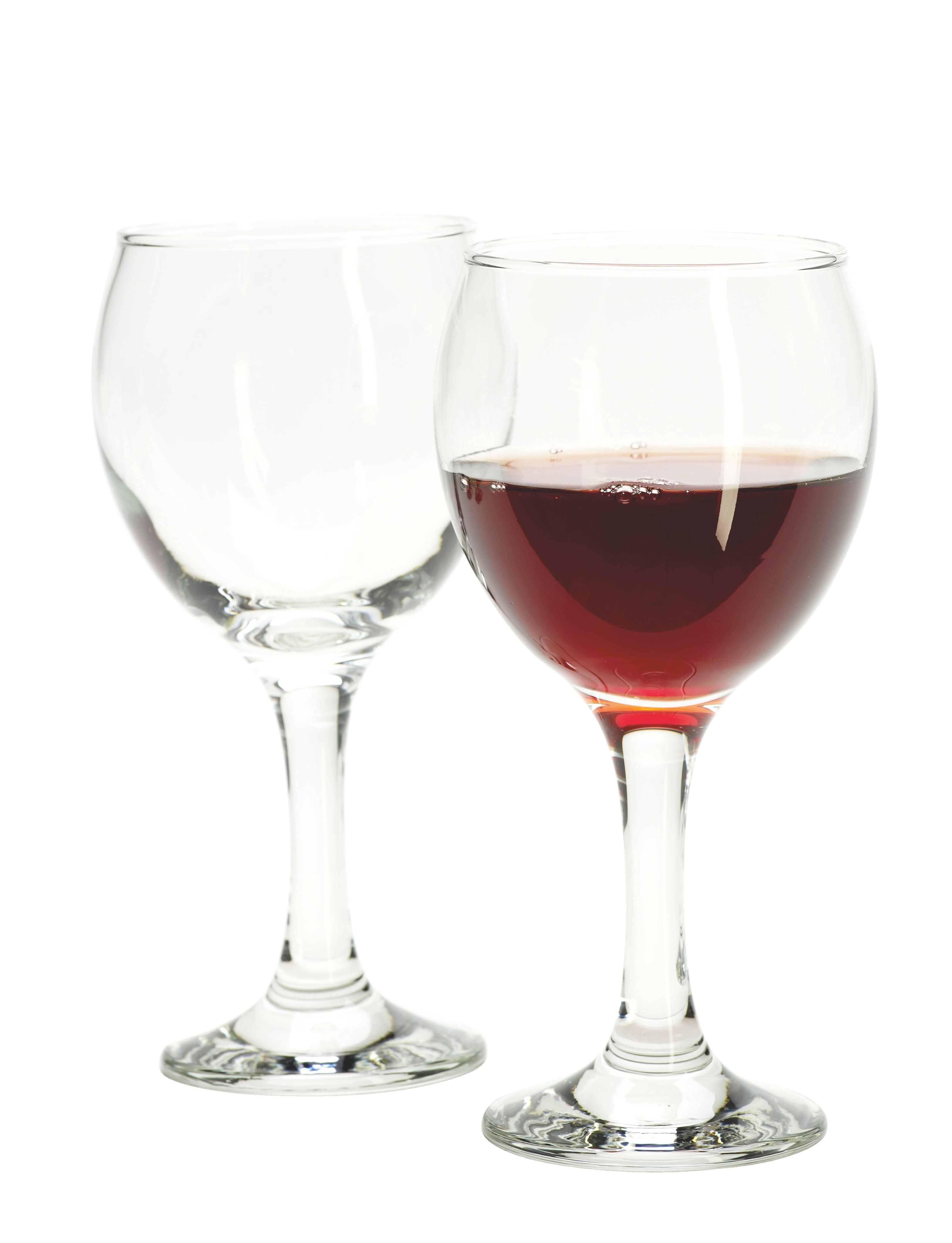 Vörösboros Pohár Billie - tiszta, üveg (7,5/17,7cm) - MÖMAX modern living