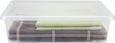 Unterbettroller Aiko aus Kunststoff - Klar, Kunststoff (57/39/17cm) - Mömax modern living