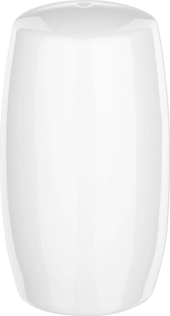Salz- und Pfefferstreuer Bonnie in Weiß - Weiß, MODERN, Keramik (0,11l) - MÖMAX modern living
