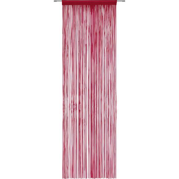 Fadenstore Victoria Beere - Beere, Textil (90/245cm) - Mömax modern living