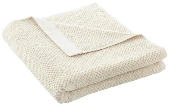 Duschtuch Juliane Beige - Beige, Textil (70/140cm) - Premium Living
