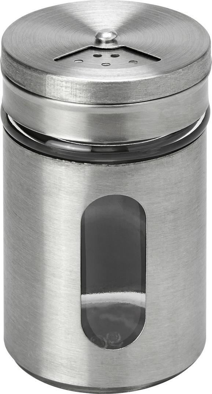 Posodica Za Začimbe Gemma - nerjaveče jeklo, kovina/steklo (4,9/8cm) - Mömax modern living