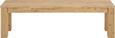 Klop Aruba - akacija, Konvencionalno, les (160/45/40cm) - Zandiara