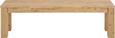 Ülőpad Aruba - Akácfa, konvencionális, Fa (160/45/40cm)