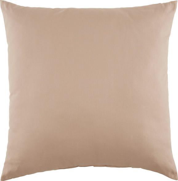 Zierkissen Bigmex Taupe 65x65cm - Taupe, Textil (60/60/cm) - Mömax modern living