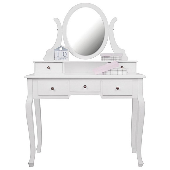 schminktisch in wei online kaufen m max. Black Bedroom Furniture Sets. Home Design Ideas