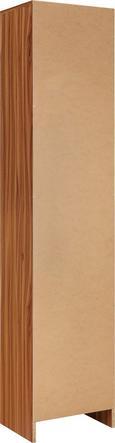 Hochschrank Milano - Braun/Weiß, MODERN, Holz/Kunststoff (40/180/30cm) - MÖMAX modern living