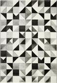Webteppich Neapel 120x170cm - Beige/Schwarz, LIFESTYLE, Textil (120/170cm) - Mömax modern living