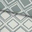 Bettwäsche Zoe Wende Grau 135x200cm - Grau, ROMANTIK / LANDHAUS, Textil (135/200cm) - Mömax modern living