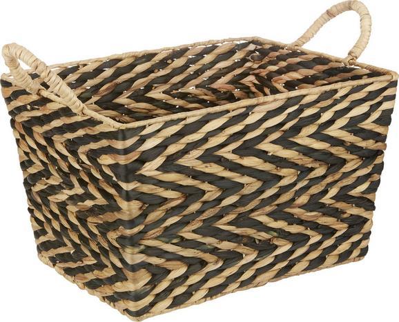 Košara Gemma - L - naravna, ostali naravni materiali (48/36/27cm) - Mömax modern living