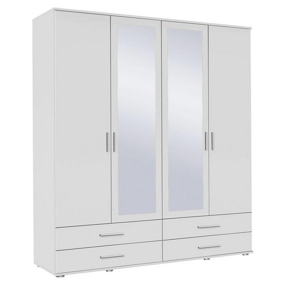 kleiderschrank spiegel modern, kleiderschrank alpinweiß/spiegel online kaufen ➤ mömax, Design ideen