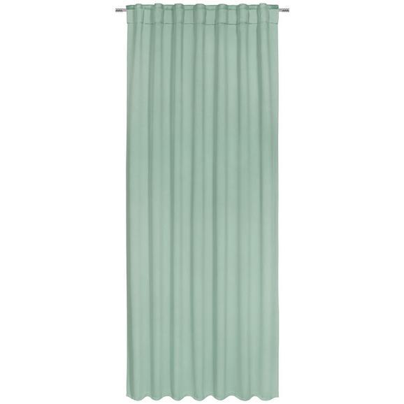 Draperie Opacă Riccardo - verde deschis, Modern, textil (140/245cm) - Premium Living