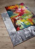 Webteppich Belis, ca. 160x230cm - Schwarz/Weiß, MODERN, Textil (160/230cm) - MÖMAX modern living