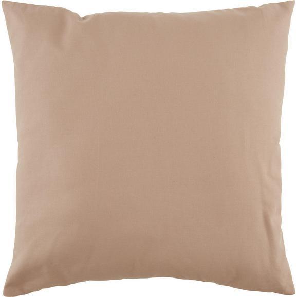 Zierkissen Zippmex Natur 50x50cm - Naturfarben, Textil (50/50cm) - Based