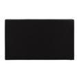 Boxspringbett in grau 180x200 cm inkl. Topper Torino - Grau, MODERN, Holz/Holzwerkstoff (202/118/215cm) - Bessagi Home