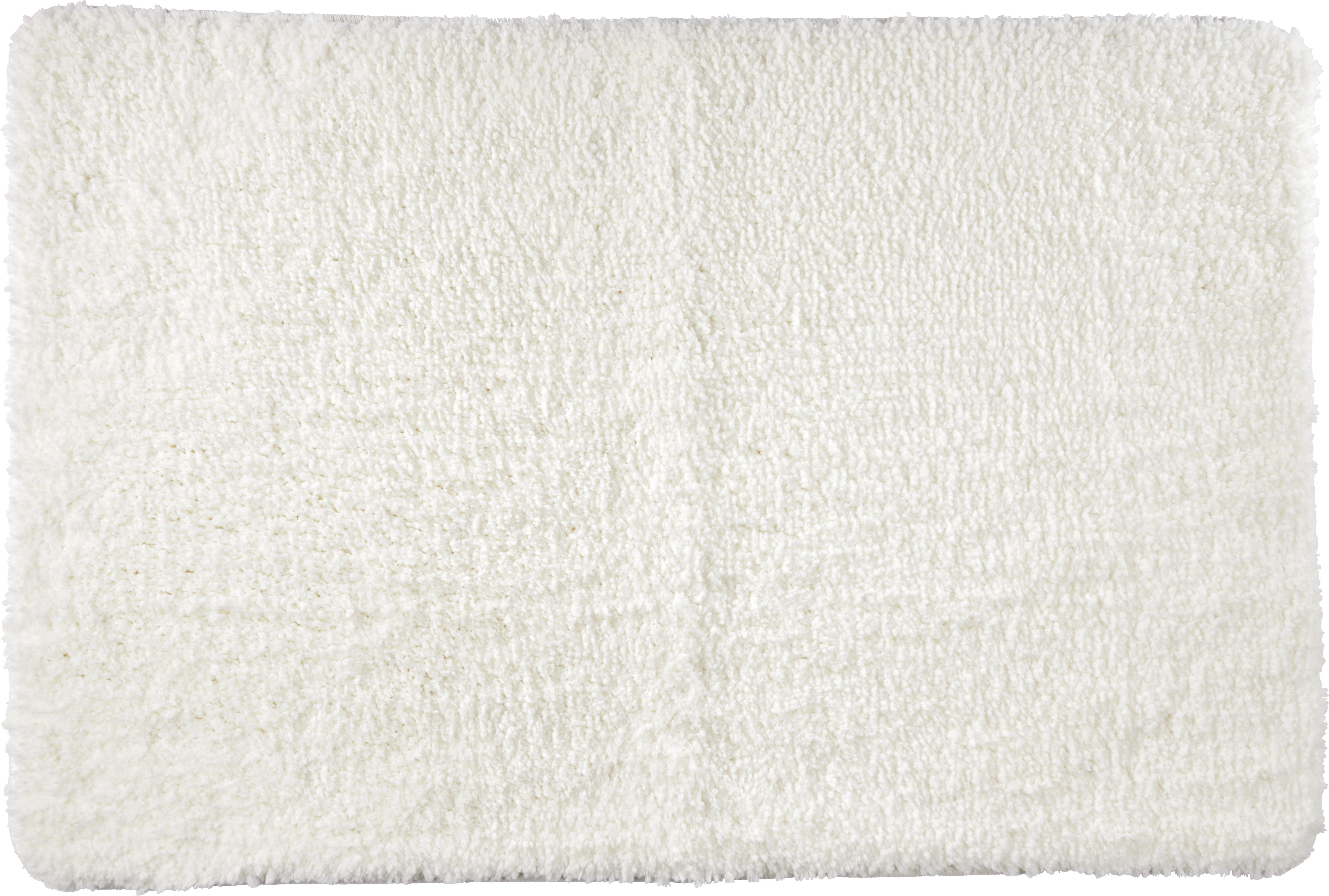 Fürdőszobaszőnyeg Christina - fehér, textil (60/90cm) - MÖMAX modern living