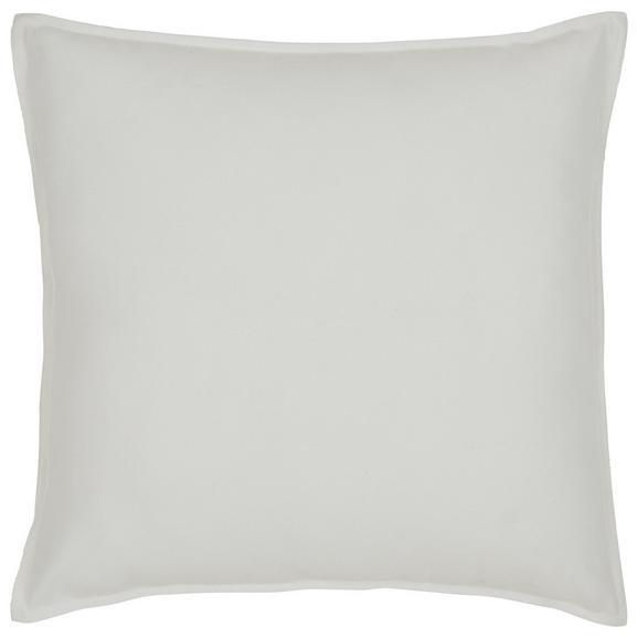 Zierkissen Poppy Weiß ca. 45x45cm - Weiß, MODERN, Textil (45/45cm) - Mömax modern living