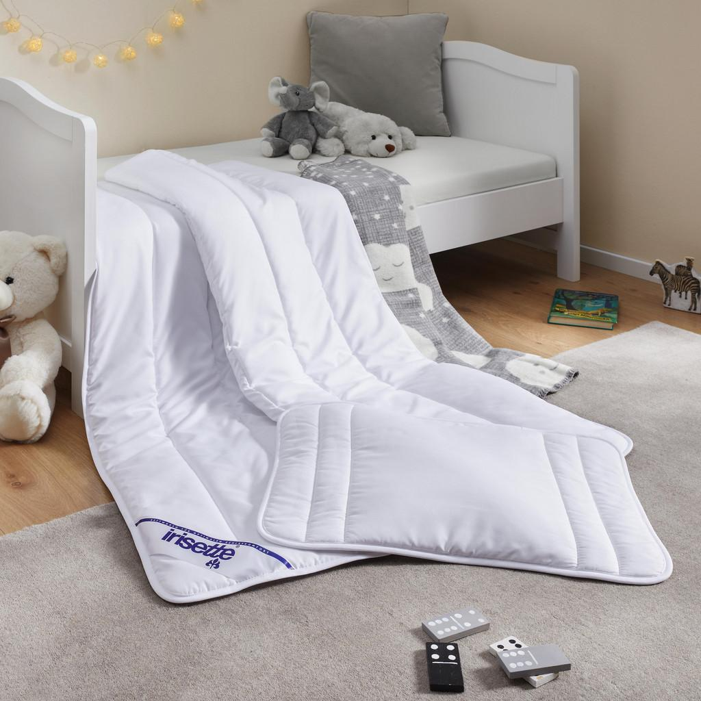 Kinderbettdecke + Kissen ca.100x135/40x60 cm