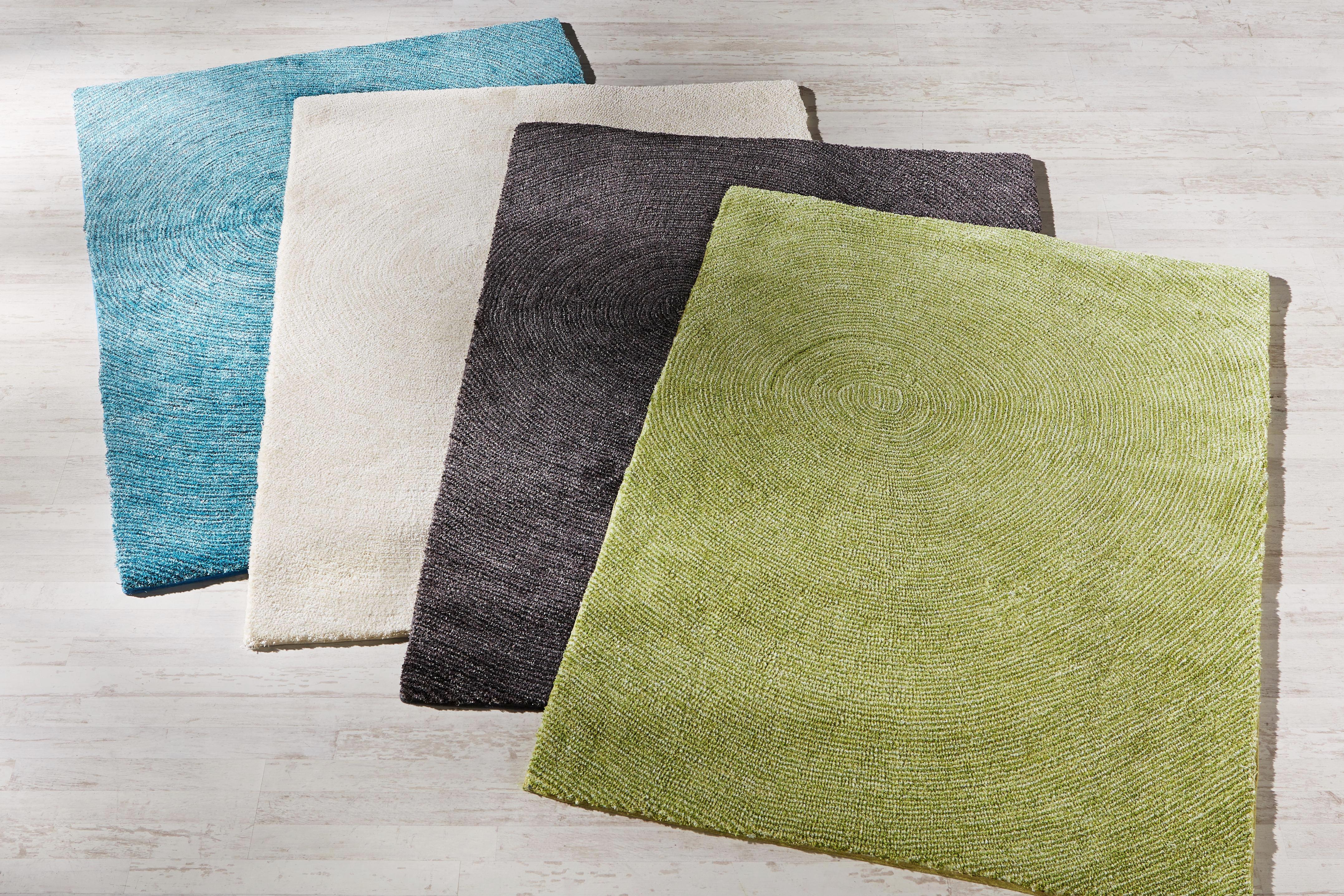 Tuftteppich Marcel - Grün, MODERN, Textil (120/170cm) - MÖMAX modern living