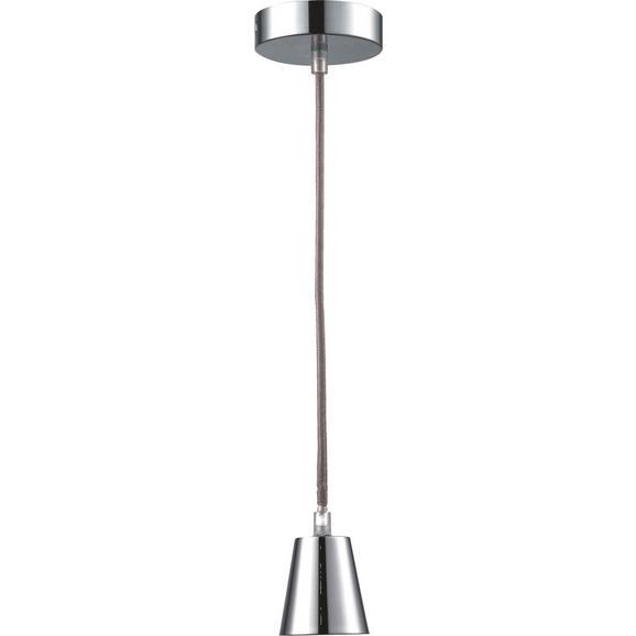 Kabel Za Visečo Svetilko Kordula - siva, kovina/tekstil (100/10/10cm) - Mömax modern living