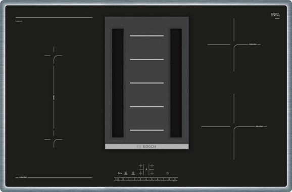 Kochfeld-dunstabzug-kombi Bosch Pvs845f11e - Metall (79,5/19,8/51,7cm) - BOSCH
