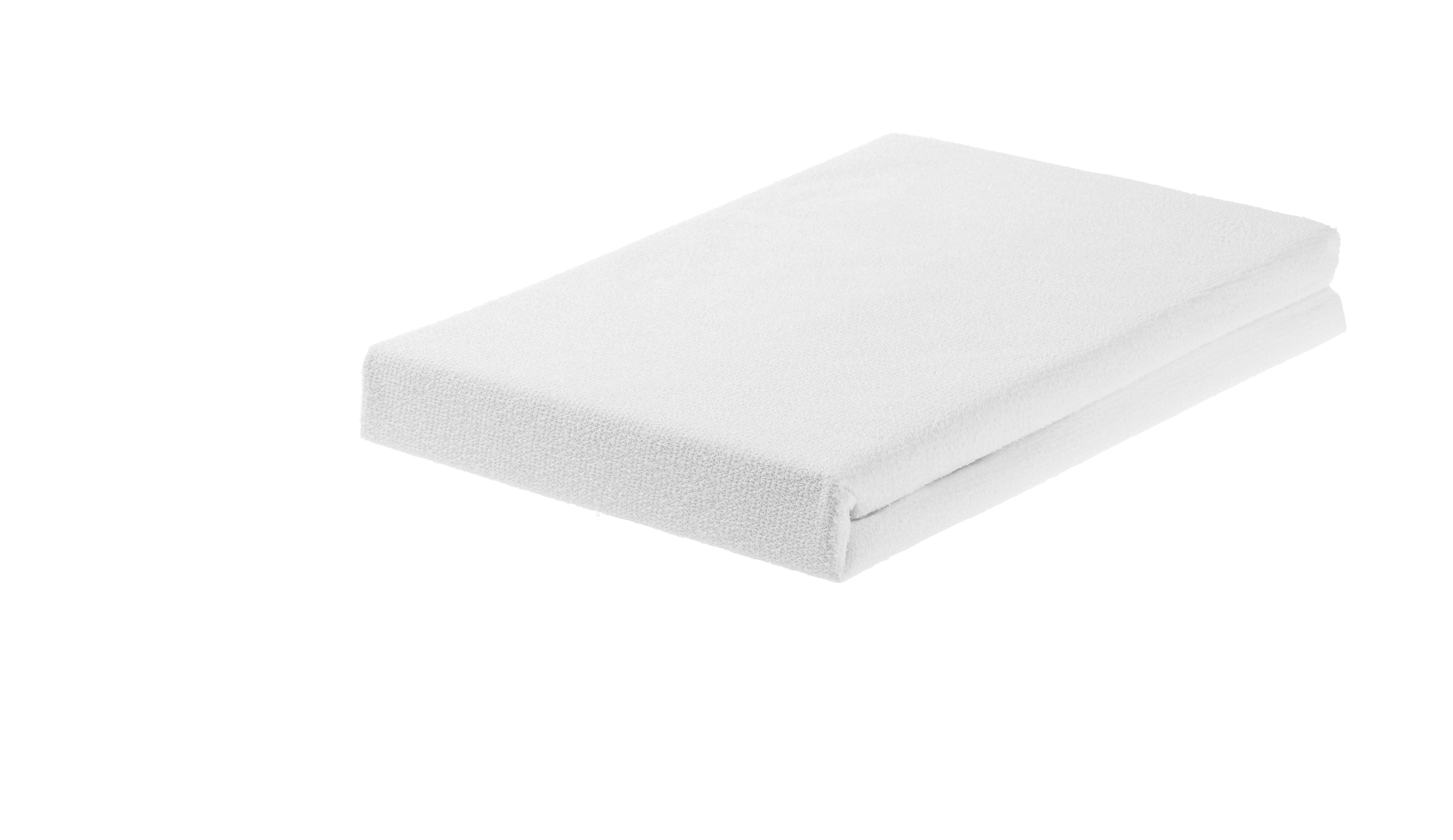 Matracvédő Xaver - fehér, textil (200/90/4cm) - MÖMAX modern living