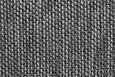 Wohnlandschaft Grau - Chromfarben/Grau, KONVENTIONELL, Textil (279/180cm) - Modern Living