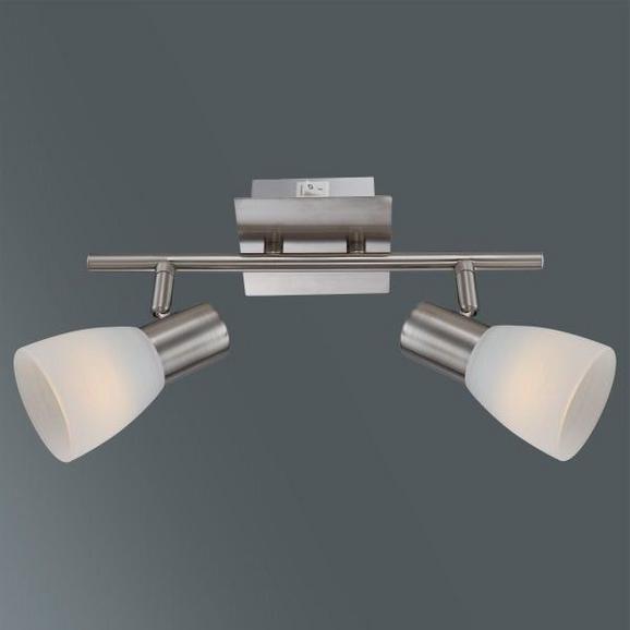 Strahler Parry, max. 4 Watt - KONVENTIONELL, Glas/Metall (10/30cm) - Mömax modern living