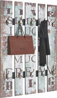 Garderobe in Bunt - Multicolor, LIFESTYLE, Holz (70/100/9cm) - Mömax modern living