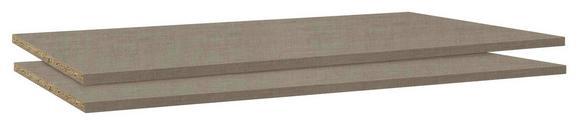Set Polic Dodatki - leseni material (88/1,6/48cm) - Modern Living