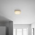 LED-Deckenleuchte Ernie Weiß max. 12 Watt - Weiß, KONVENTIONELL, Kunststoff/Metall (28/8cm) - Mömax modern living