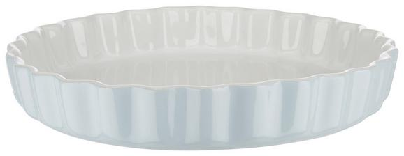 Pekač Pura - modra, Moderno, keramika (27/4,3/27cm)