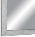 Wandspiegel Silberfarben 30x30cm - Silberfarben, MODERN, Glas/Holzwerkstoff (30/30cm)