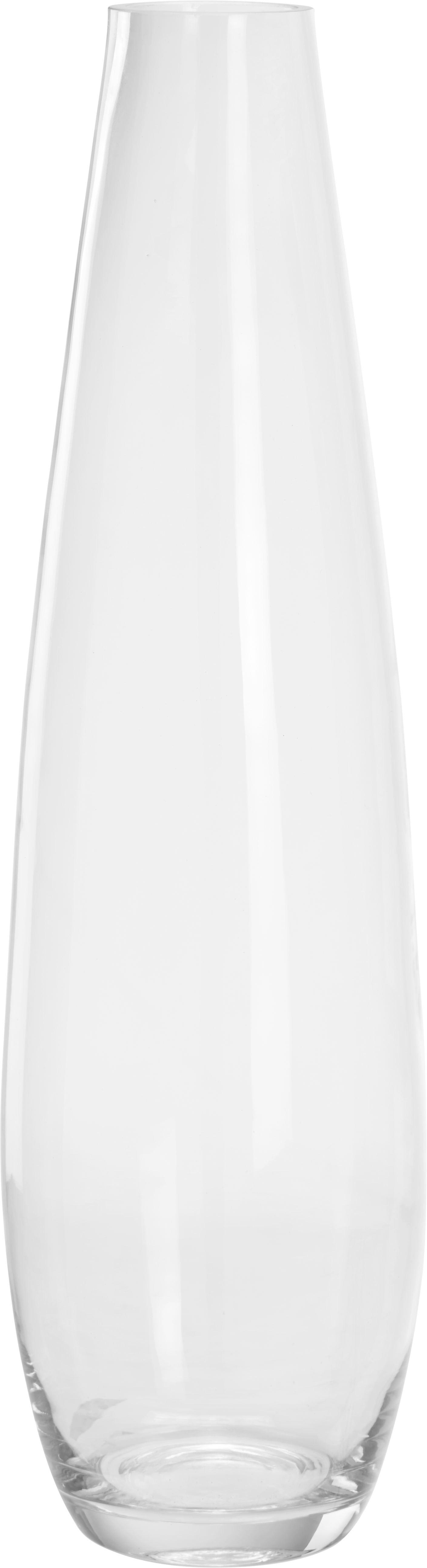 Váza Dana - tiszta, üveg (12,5/45cm) - MÖMAX modern living