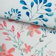 Bettwäsche Blossoms Multicolor 140x200cm - Multicolor, KONVENTIONELL, Textil (140/200cm) - Mömax modern living