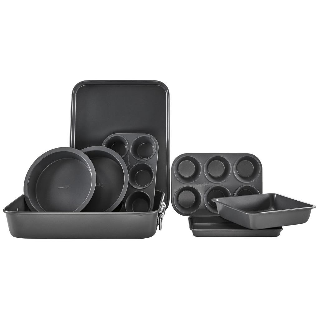 Backformenset Bakery aus Metall, 8-teilig