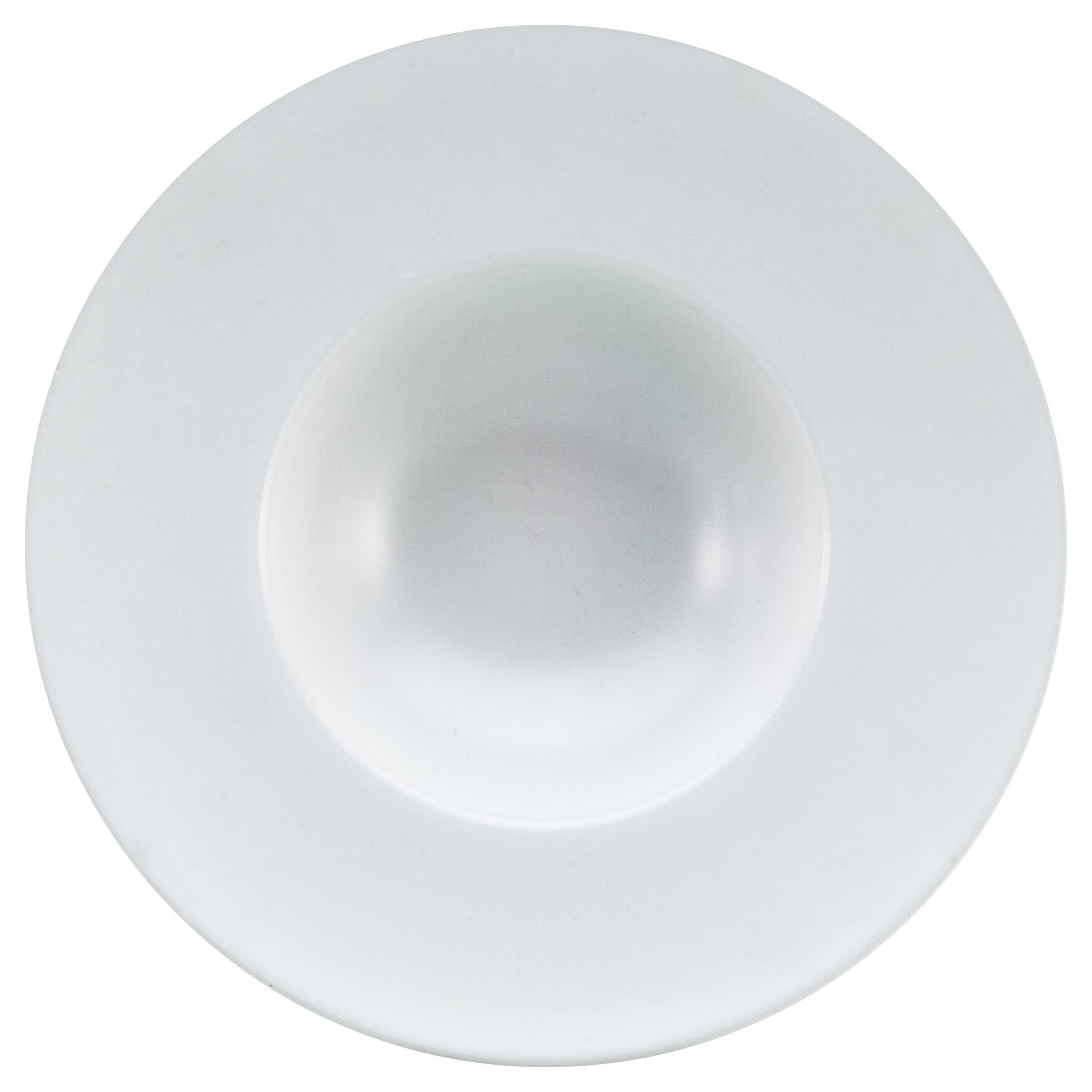 6 Stück Menüteller Teller flach Essteller Teller Eckig ca.29 cm weiß