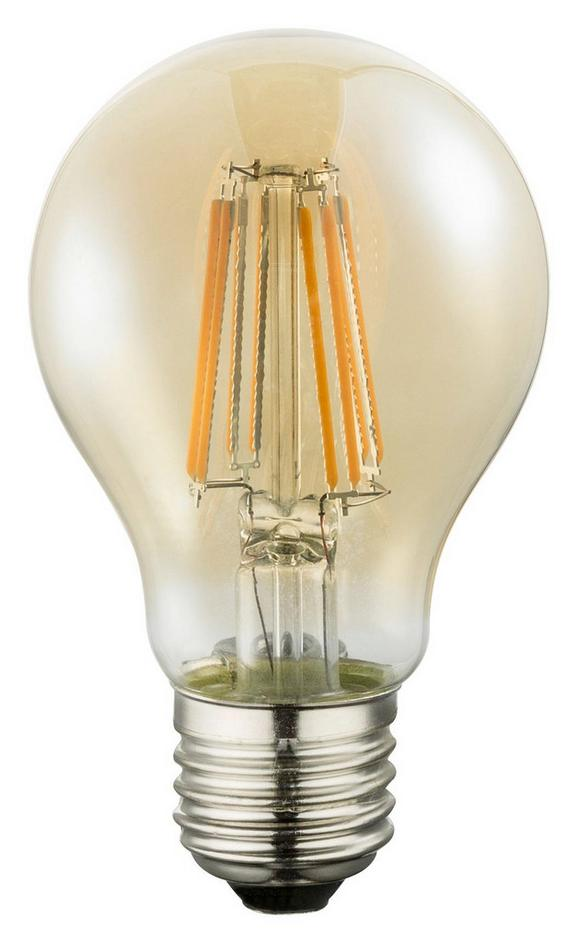 Led-žarnica 10582a - kovina/steklo (6/10,6cm)