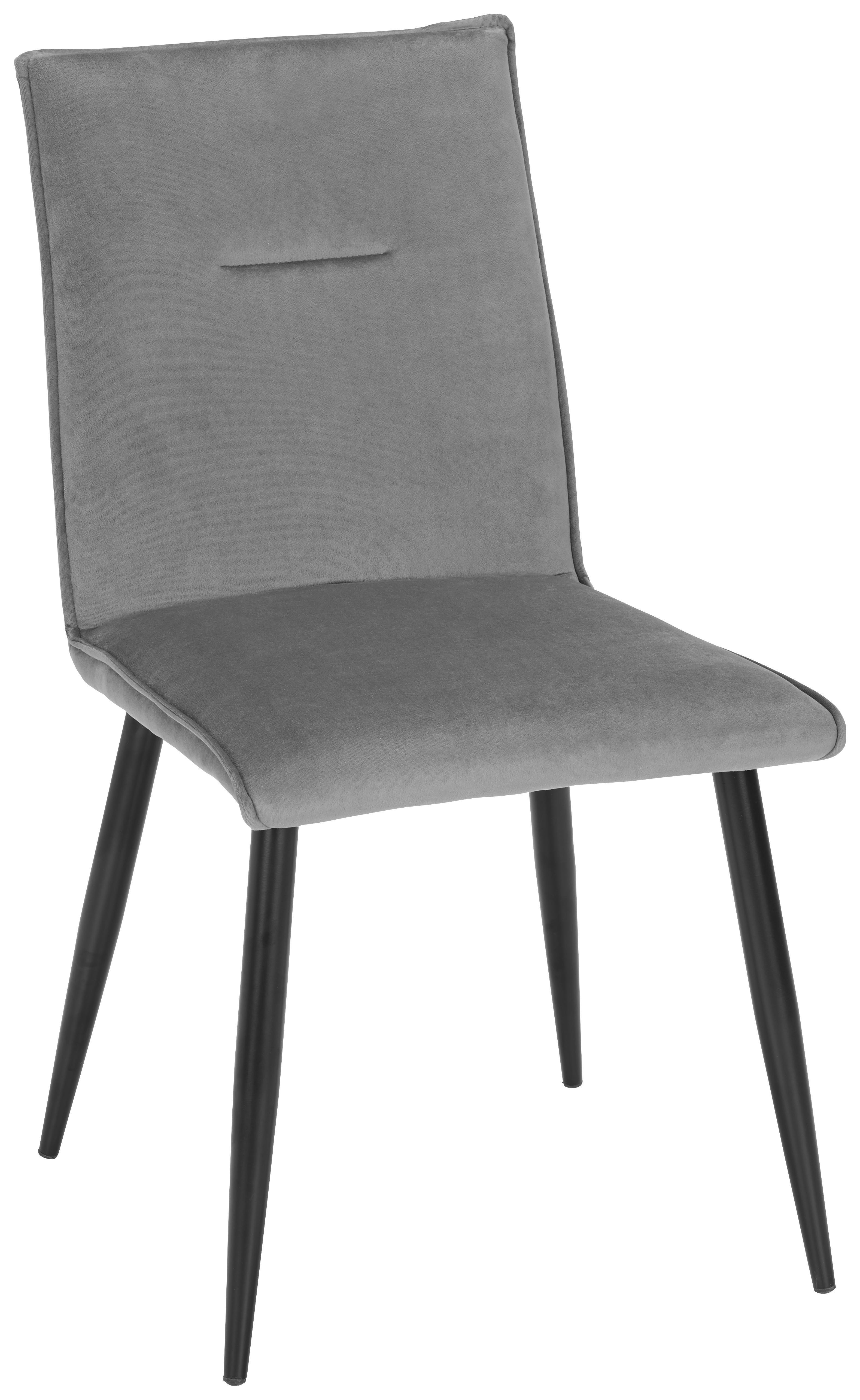 Stuhl In Grau Online Bestellen