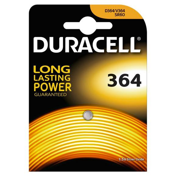 Batterie Duracell D364 - (8,5/12/0,5cm)