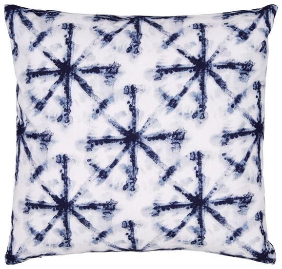 Ukrasni Jastučić Batik - plava, MODERN, tekstil (45/45cm) - Mömax modern living