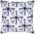 Zierkissen Batik Blau 45x45cm - Blau, MODERN, Textil (45/45cm) - Mömax modern living