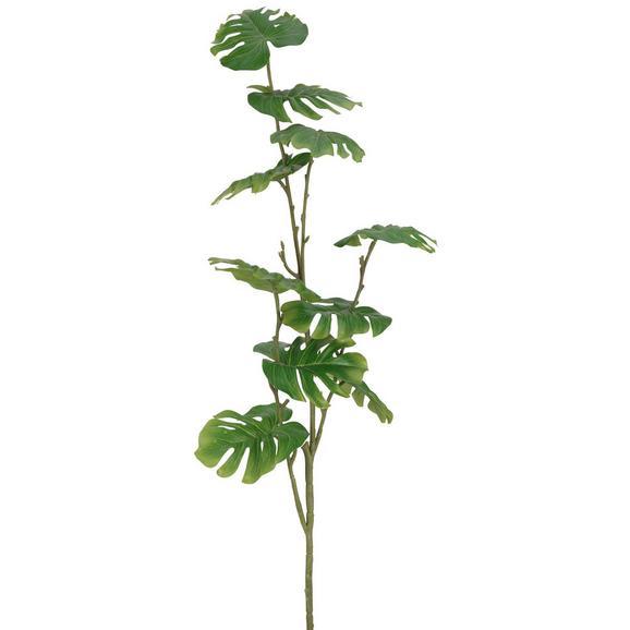 Okrasna Veja Sandro - zelena, Romantika, umetna masa (115cm)